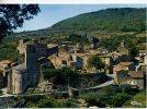 CP34424 - BOUSSAGUES - Ancien Village Fortifié - Vue Générale - France