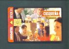 PERU  -  Chip Phonecard As Scan - Peru