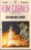 KIM CARNOT 04 - Pocket Marabout N°16  Destination Espace - Books, Magazines, Comics