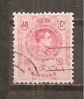 España/Spain-(usado) - Edifil  276 - Yvert  250 (o) - 1889-1931 Reino: Alfonso XIII