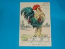 Illustrateurs) Mouton - Chantecler - 1  ( Guitry  ) Coq - Année   - EDIT - - Other Illustrators