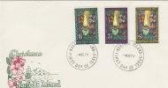Norfolk Island-1977 Christmas FDC - Norfolk Island