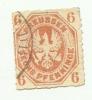 Deutschland Altdeutschland Preußen Michel Nr. 15 - Pruisen