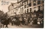Morhange Carte Photo Entrée Du 32e C.A. Général Passaga Le 18 11 1918 - Morhange