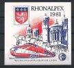 BLOC CNEP 1981 RHONALPEX LYON - CNEP