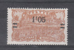 Guyane (AS) Colonie Française N°102* - Ohne Zuordnung