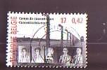 Belgique OBP-COB.n°2944.  Camps De Concentration: Oblitéré Décentré * ANTOING 2000 - Belgique