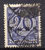 Oberschlesien - Dienstmarken - 1920 - Michel N° 4 III - Allemagne