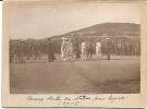 Photo Militaire 1914 1918 - Tunisie BIZERTE Camp Du Nador Personnalités - Serbes - Guerra 1914-18