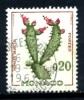 MONACO - Cacti - Nopalea Dejecta - Viaggiato  -used - - Sukkulenten