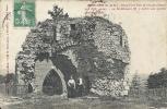 MONTLERY  (91)  Les Restes D´une Tour De L´ancien Chateau - Quartier Général EDOUARD III  231211 - Montlhery