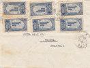 Belle Lettre Maroc 19220 Oujda Pour La Suisse/ 556. - Ohne Zuordnung