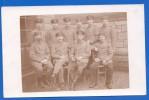 Militaria; Soldaten; Gruppenbild; Oberuesel Feldpost 1916; Privat-Foto-AK - Oberursel