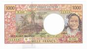 Polynésie Française / Tahiti - 1000 FCFP / N.046 / 2011 / Signatures Barroux-Noyer-Besse - Neuf / Jamais Circulé - Papeete (Polynésie Française 1914-1985)