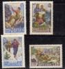 Russie 1959 N°Y.T. : 2174 à 2177** - Unused Stamps
