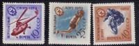 Russie 1959 N°Y.T. : 2233 à 2235** - Unused Stamps