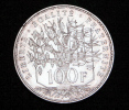 100 Francs Panthéon (argent) De 1982 - France