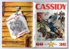 CASSIDY N°176 BIMENSUEL IMPERIA FÉVRIER 1960 - Piccoli Formati