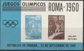 Panama 1960 Yvertn°  Bloc 8 *** MNH Sport Cote 40 FF - Panama