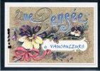 55  VAUCOULEURS  ...Carte Souvenir ..... Dessin Fusain ..... Edition Luxe - Sin Clasificación