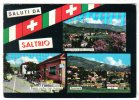 VARESE - SALUTI DA SALTRIO - Confine - Varese