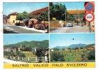 VARESE - SALTRIO - VALICO ITALO - SVIZZERO - Confini - Varese
