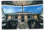 VT-195   CROATIA AIRLINES : Cockpit - 1946-....: Moderne