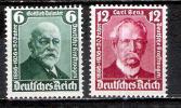 Reich N° 562 à 563 Neufs * - Deutschland
