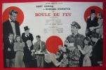 Dossier De Presse De Boule De Feu (1941) Ball Of Fire - Howard Hawks - Publicité Cinématographique