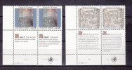 1990   N°197 - 198      NEUFS**   CATALOGUE  ZUMSTEIN - Office De Genève