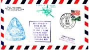 "USA Atlantis 5 STS 34  ""Space Shuttle"" ""Galileo Jupiter Mission"" NASA Cover Sun Energy / El Sol Lollini#2214-1989-V - FDC & Commemoratives"