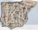 Mapa De ESPAÑA, Troquelado Completo. Nuevo - Mapas Geográficas