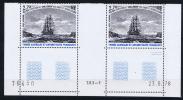 TAAF 1979 Maury A51 Neuf**/ MNH,  Coin Daté, 23-8-1978 Bord De Feuille, Ship - Ongebruikt