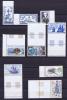 TAAF 1980 Set Of Stamps, MNH . Neuf **,    Bord De Feuille - Franse Zuidelijke En Antarctische Gebieden (TAAF)