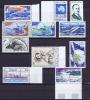 TAAF 1981 Set Of Stamps, MNH . Neuf **,    Bord De Feuille - Franse Zuidelijke En Antarctische Gebieden (TAAF)