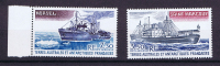 TAAF 1980 Maury A62-63 Neuf**/ MNH,   Bord De Feuille, Ship - Franse Zuidelijke En Antarctische Gebieden (TAAF)