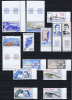 TAAF 1982 - 1984 Set Of MNH Stamps, Neuf **, Bord De Feulle - Ongebruikt
