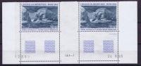 TAAF 1984 Maury A79 Neuf**/ MNH,   Coin Daté,  Bord De Feuille, - Franse Zuidelijke En Antarctische Gebieden (TAAF)