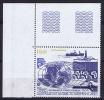 TAAF 1987 Maury A98 Neuf**/ MNH,    Coin  De Feuille - Franse Zuidelijke En Antarctische Gebieden (TAAF)