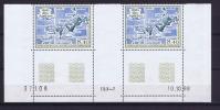 TAAF 1989 Maury A103 Neuf**/ MNH, Coin De Feuille, Coin Daté - Ongebruikt