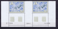 TAAF 1989 Maury A103 Neuf**/ MNH, Coin De Feuille, Coin Daté - Nuevos