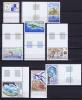 TAAF 1991 Set Of Stamps, MNH / Neuf** - Nuevos