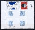 TAAF 1988 Maury A89  Neuf**/ MNH, Coin De Feuille, Coin Numero - Ongebruikt