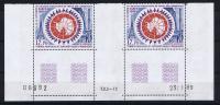 TAAF 1989 Maury A 109  Neuf**/ MNH, Coin De Feuille, Coin Numero/daté - Nuevos