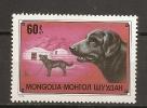 Mongolie Mongol 1978 N° 978 Iso ** Faune, Chien, Chien De Berger - Mongolie