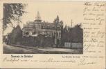 WATERMAAL-BOSVOORDE - Souvenier De Boitsfort - La Station Du Tram - Watermaal-Bosvoorde - Watermael-Boitsfort