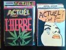 Actuel. No 10 à 58 - Magazines Et Périodiques