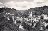 23523     Lussemburgo,  Clervaux,  Vue  Generale,  VG  1952 - Diekirch