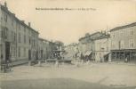 51 SERMAIZE LES BAINS LA RUE DE VITRY - Sermaize-les-Bains