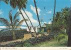 Ph-CPM Etats Unis Kona Coastline (HI HAwaiil) The Blue Church - Etats-Unis